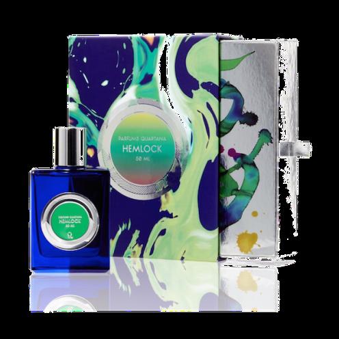Hemlock, designed by Parfums Quartana, with perfumer Christelle Laprade.