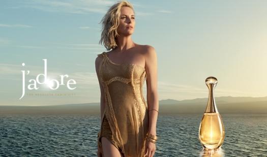 Charlize Theron - Christina Dior's J'Adore