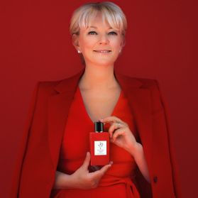 "Jo Malone with ""Jo"" for Jo Loves"