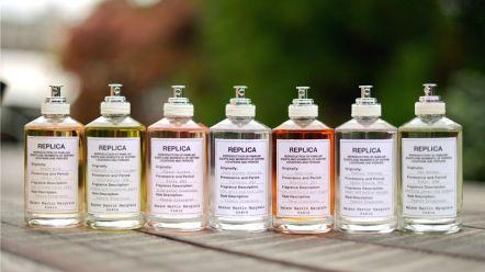 Replica perfume range by Maison Margiela